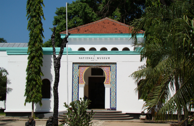dar es salaam national museum