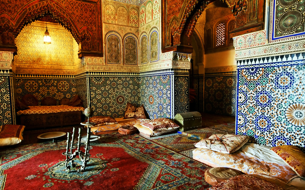 museum of moroccan art in meknes