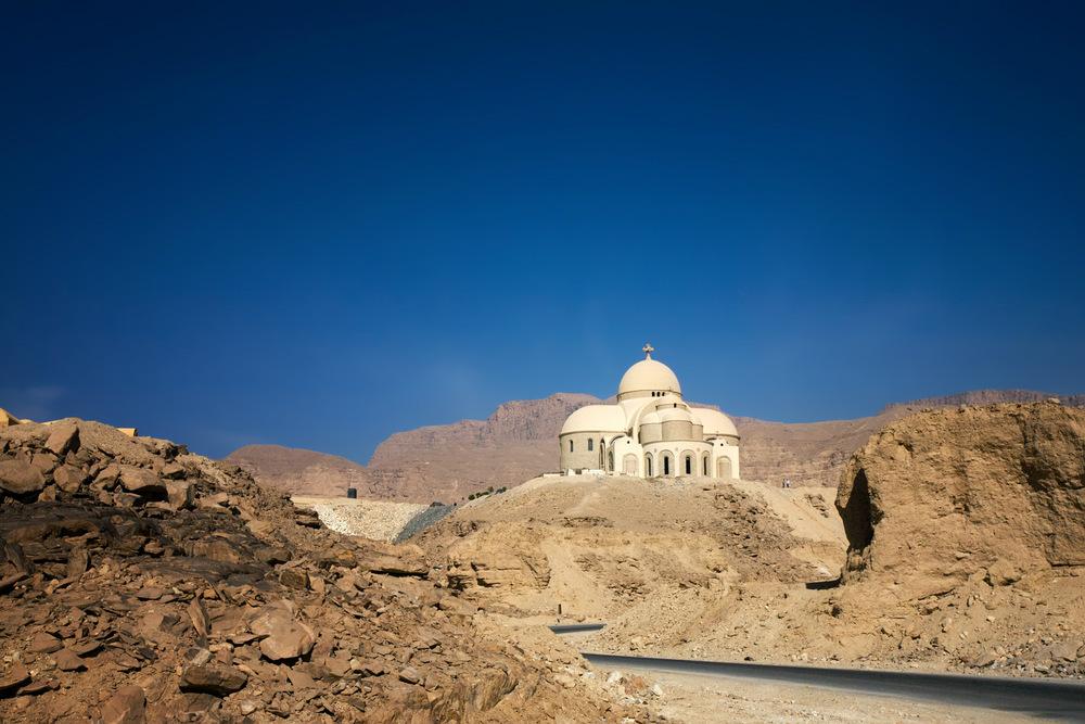 st paul monastery egypt