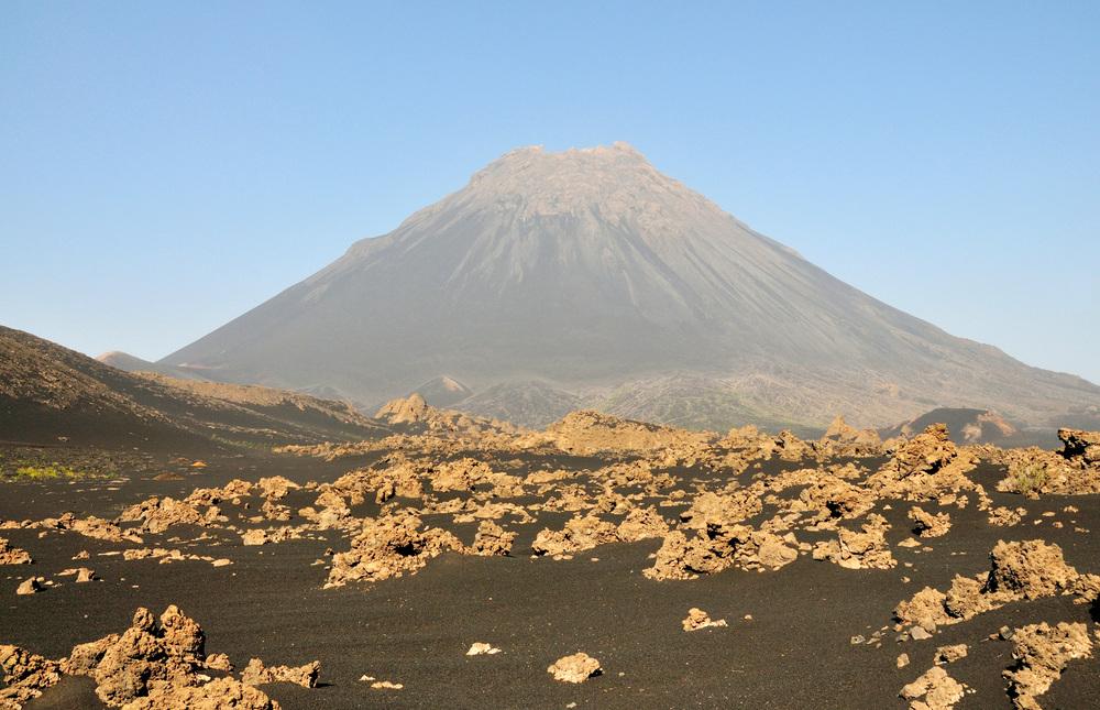 fogo volcano