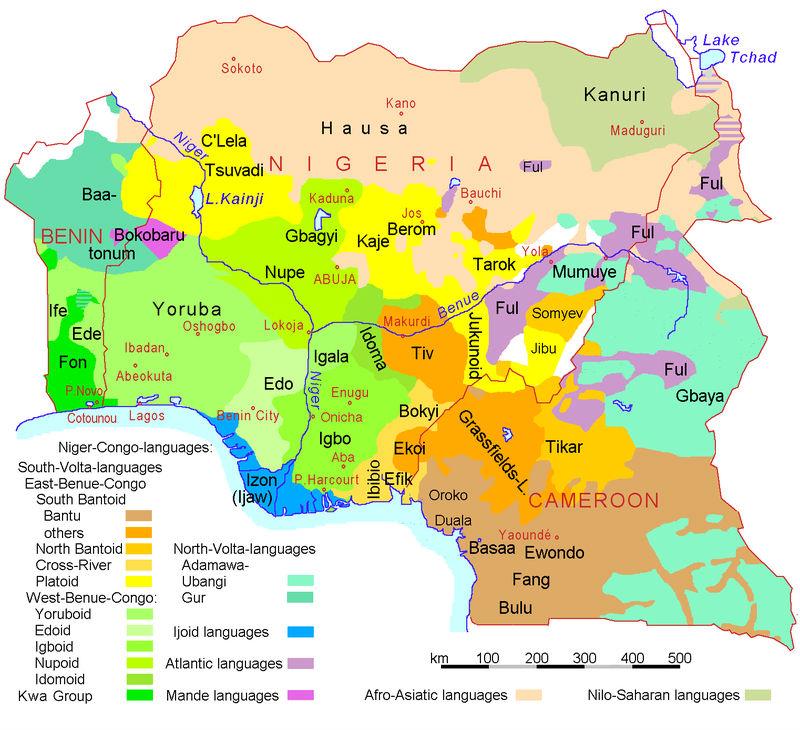 nigerian language