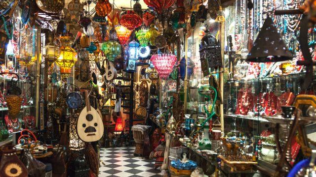 colorful shop tunis