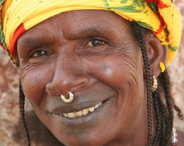 fulani woman