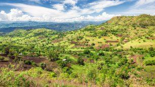 hiking in ethiopia