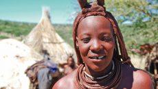 himba woman normal