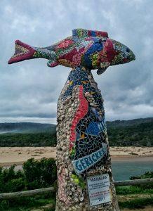 mosaic at Gerikes point