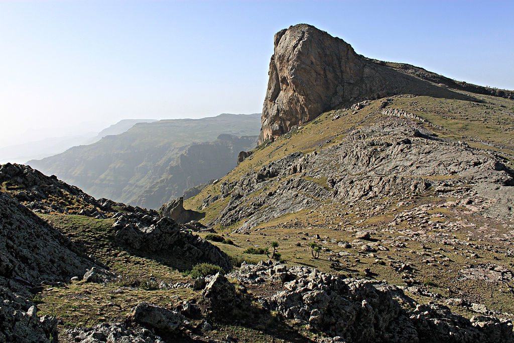 mount abuna yosef