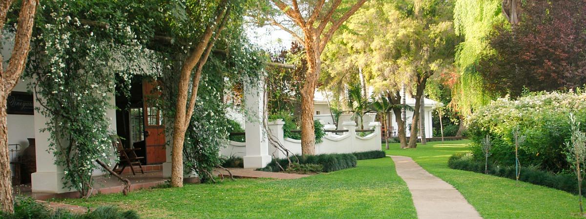 Hotel Of The Week African Vineyard Upington Afktravel