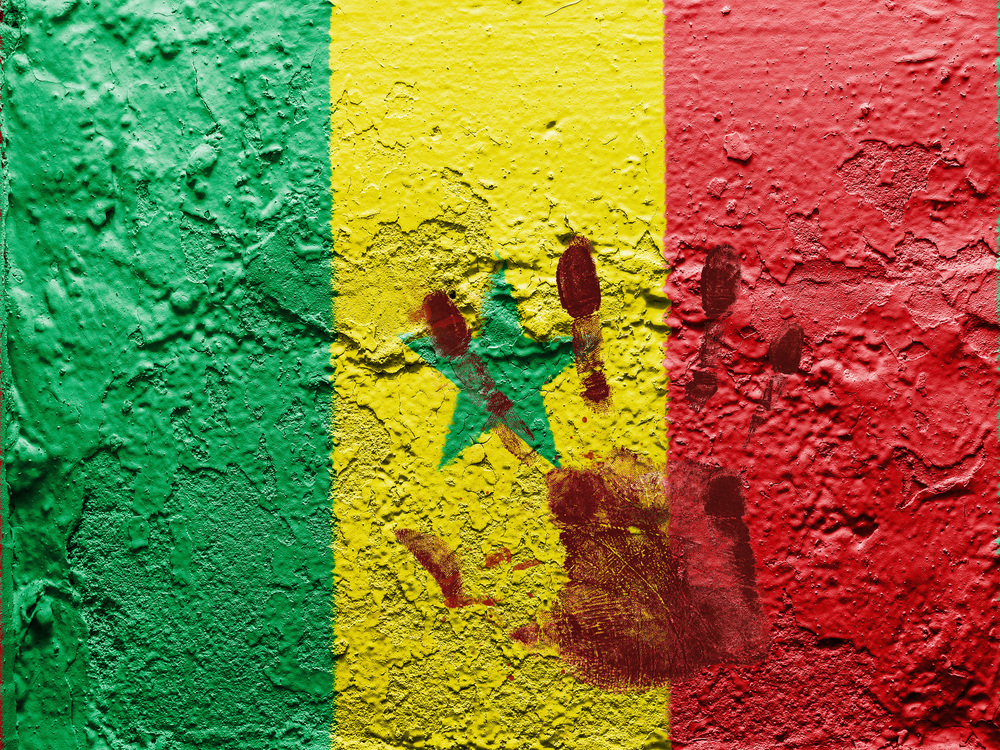 art painting senegal
