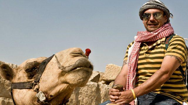 egypt camel