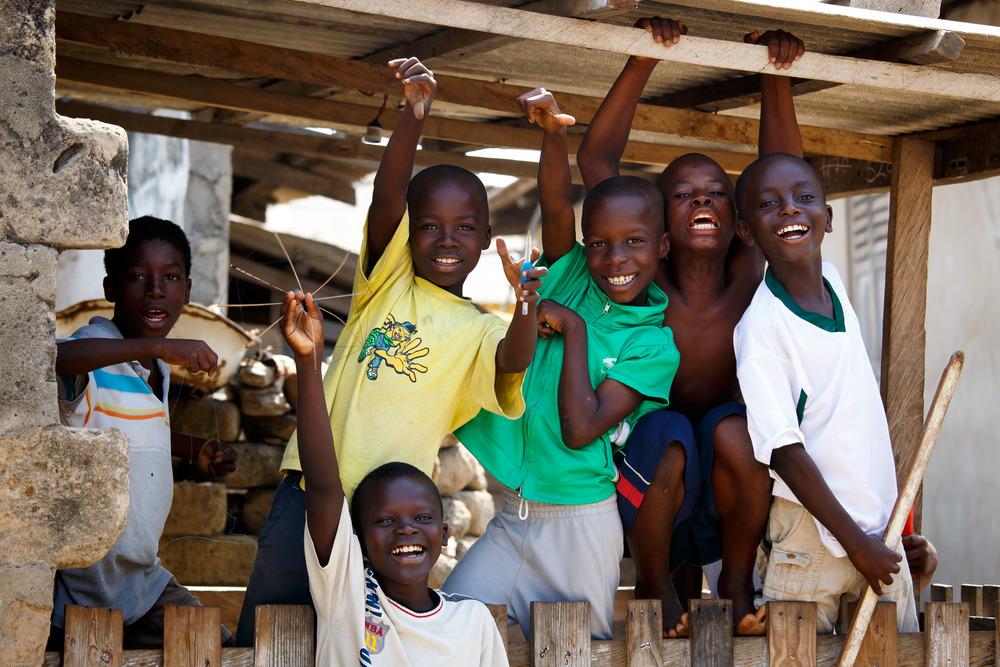 ghana children