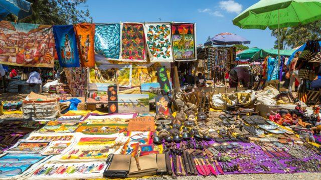 Nairobi Fashion Market