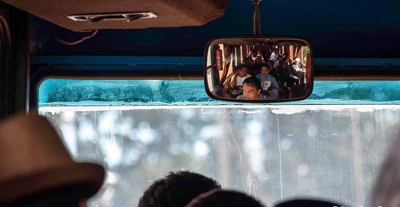 madagascar bus
