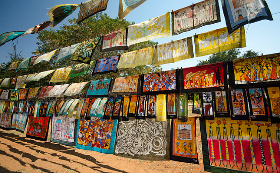 maputo craft market