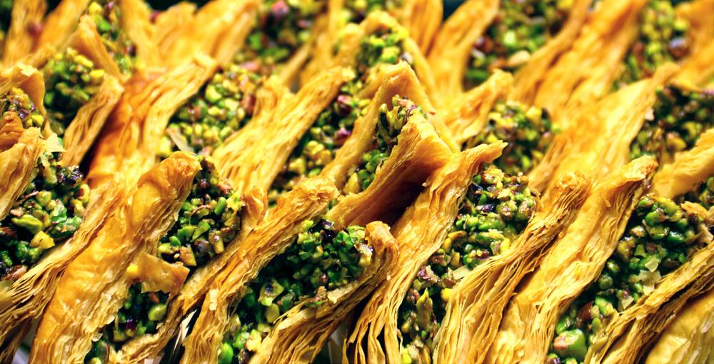 baklava morocco