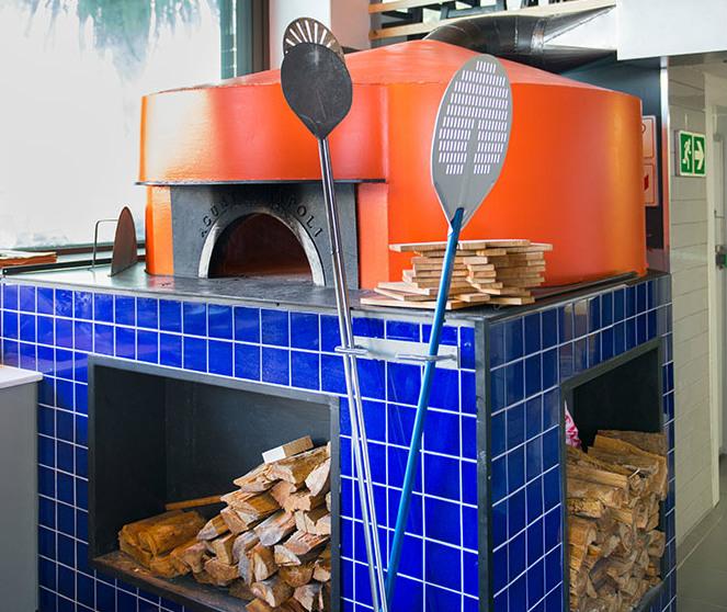 bocca pizza oven