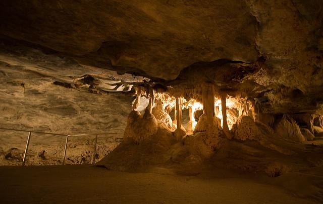 bridal chamber cango caves