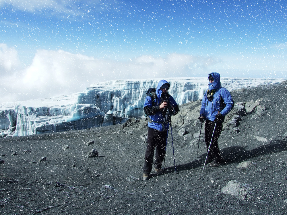 cold mount kilimanjaro