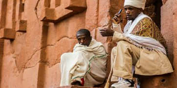 lalibela men unesco