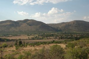 vredefort crater hiking