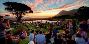 Cape Point Vineyard market (Courtesy of CPV)