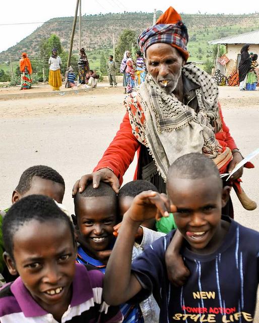 oromo man ethiopia