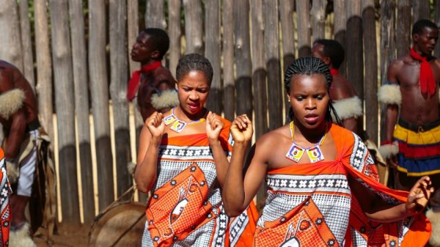 swazi dancing wide