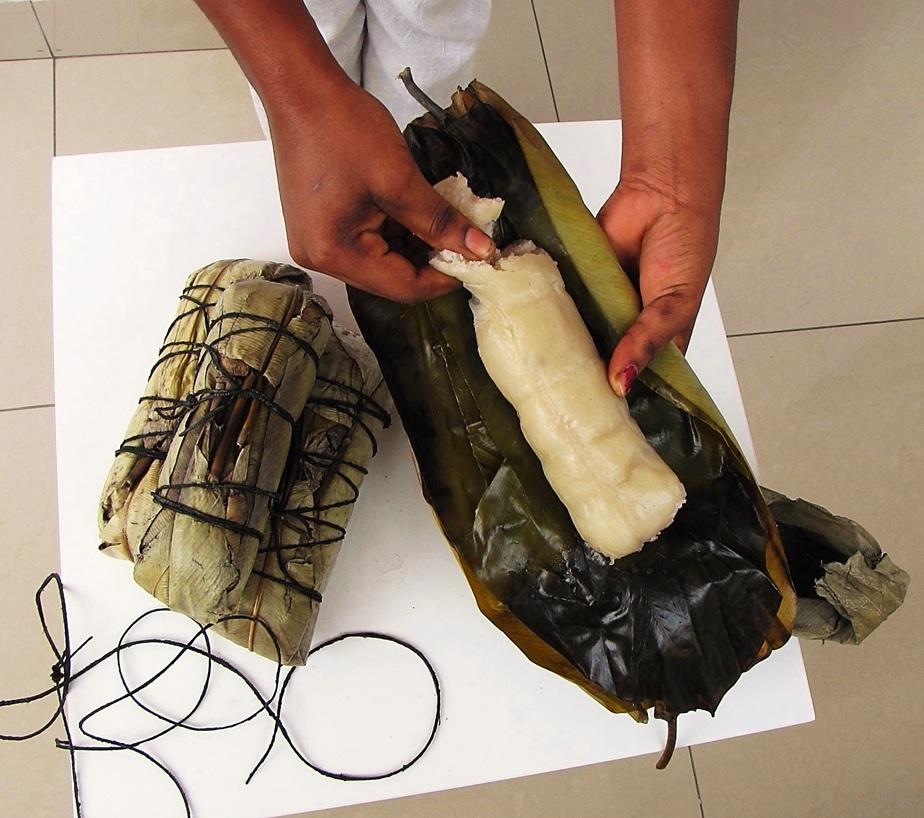 cassava rolls