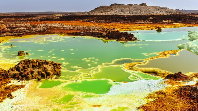 danakil dallol normal