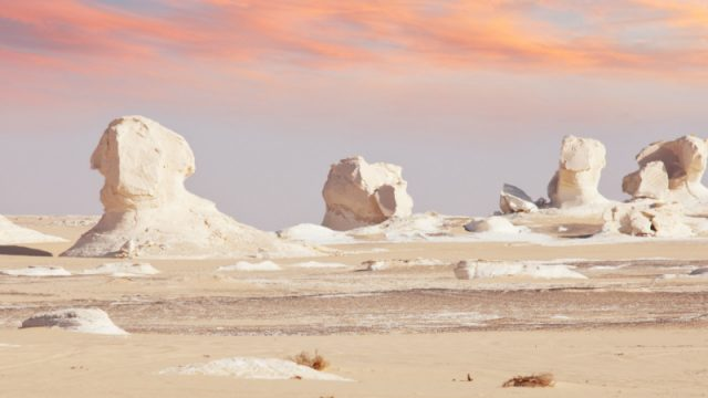egypt white desert wide