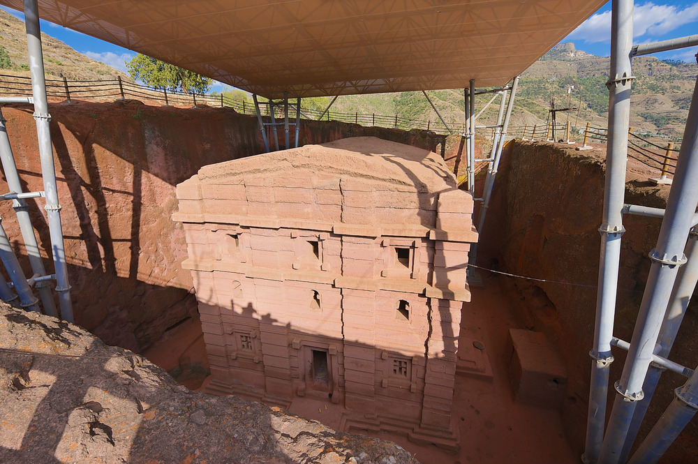 lalibela rock hewn church