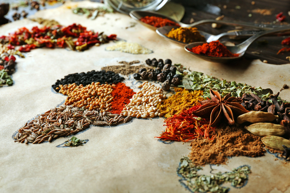 spices africa