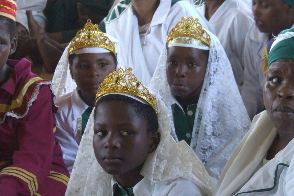 zulu in church