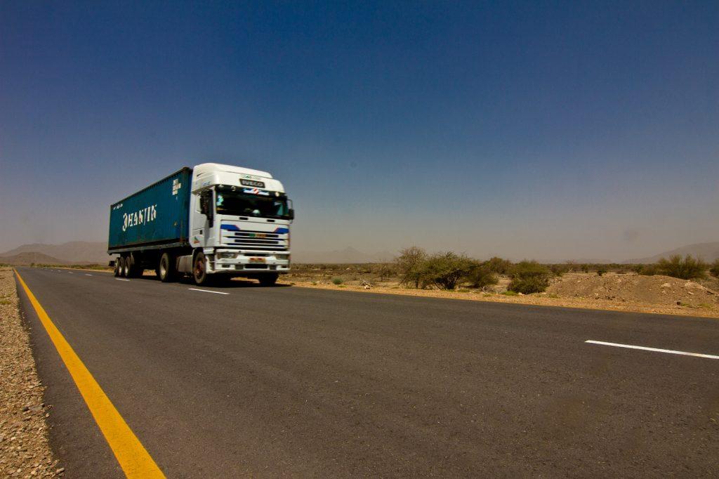 danakil truck