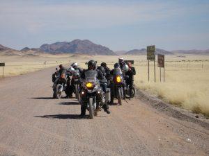 motorbike botswana