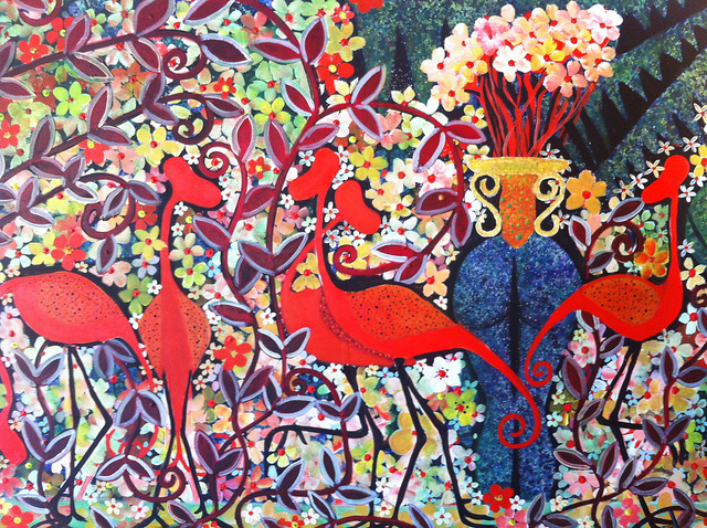 mozambique painting
