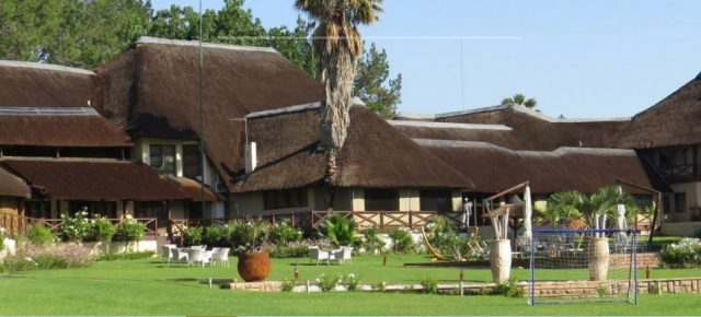 vaal river lodge