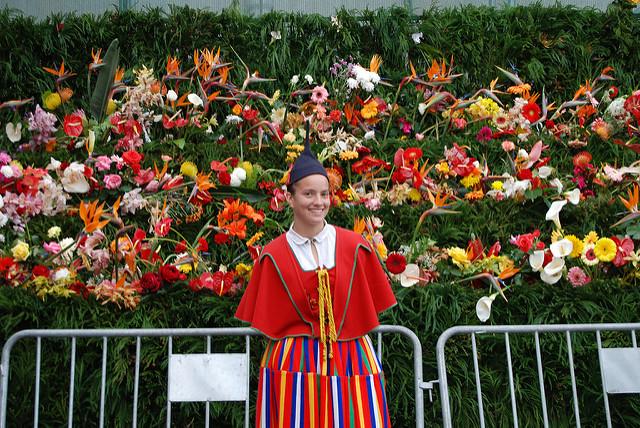 madeira flower festival
