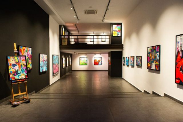 wall street gallery