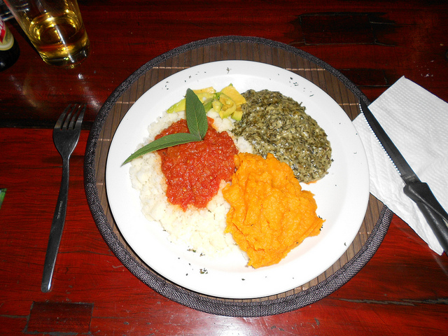 durban pap meal
