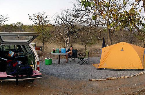 etosha camp