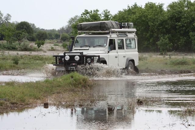 botswana driving