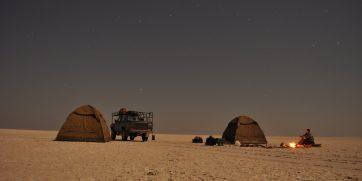botswana camp