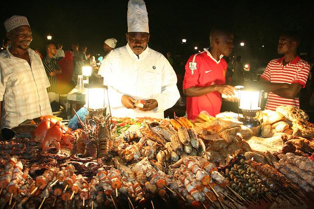 zanzibar seafood