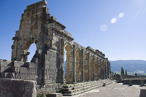 volubilis https://www.flickr.com/photos/ollografik/2175408625